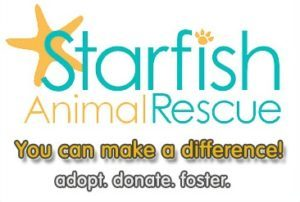 Starfish Animal Rescue rescues animals from high kill shelters, provides transportation to secure, non-kill establishments, promotes and facilitates responsible pet ownership, and intervenes in cases of animal cruelty. http://www.starfishanimalrescue.com.